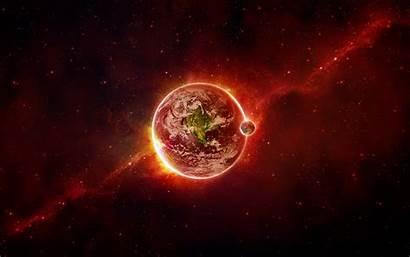 Moon Resolution Planet Wallpapers Sky Pixelstalk Fantasy