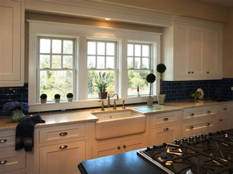 kitchen sink window ideas kitchen window ideas pictures ideas tips from hgtv hgtv