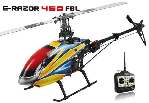 helicoptere rc electrique exterieur e razor 450 flybarless h 233 licopt 232 re rc 233 lectrique version pr 234 t 224 voler 2 4ghz