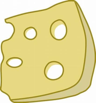 Cheese Clip Clipart Swiss Pizza Gouda Slice