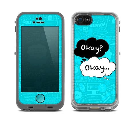 phone cases iphone 5c the okay speech bubbles collage skin from design skinz
