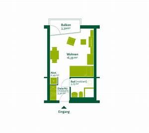 1 Zimmer Wohnung Clever Einrichten : 1 zimmer appartment wohnstift rathsberg ~ Bigdaddyawards.com Haus und Dekorationen