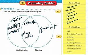Venn Diagram Vocabulary Builder