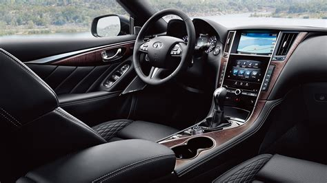 infiniti q50 interior 2017 2017 infinti q50 review cohoes ny lia auto group blog