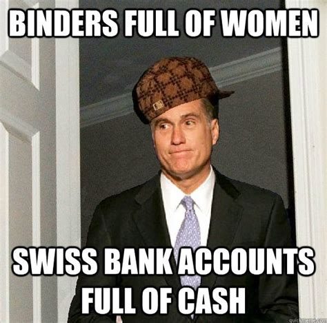 Binders Full Of Women Meme - the politics of failure of memes misinformation and mudslinging the lowdown