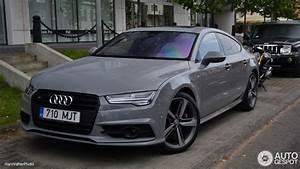 Audi S7 Sportback : audi s7 sportback 2015 29 july 2015 autogespot ~ Medecine-chirurgie-esthetiques.com Avis de Voitures