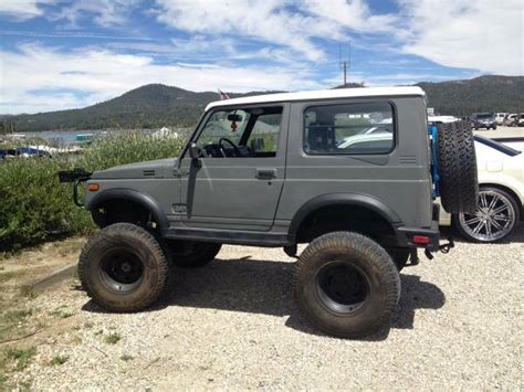 Lifted Suzuki Samurai For Sale by Lifted Suzuki Samurai For Sale Savings From 2 044