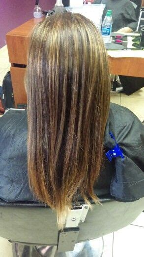 Foils Hairstyles by Foil Highlights 10 Foils Used My Portfolio Hair
