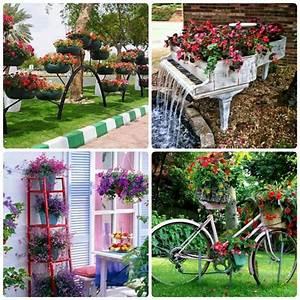 10 ideias para decorar o jardim de forma barata com