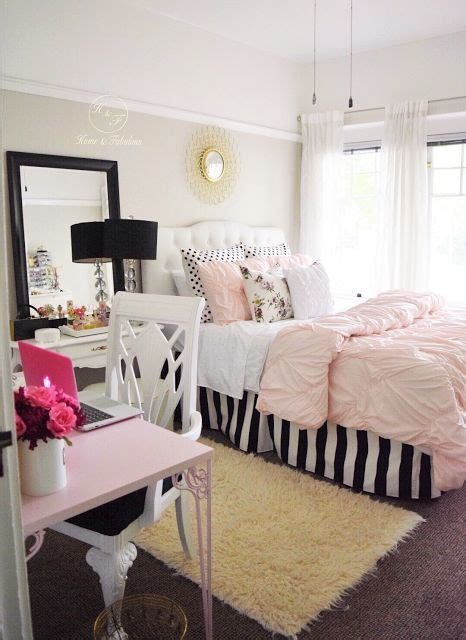 small space teen room decor