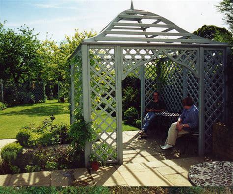 Various Garden Structures  Millhouse Landscapes