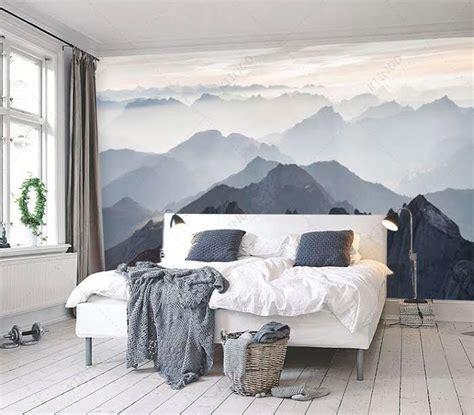 Kinderzimmer Wandgestaltung Berge by Die Besten 25 Berg Schlafzimmer Ideen Auf