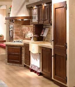 best cucine rustiche in legno massello contemporary With cucine bastia umbra