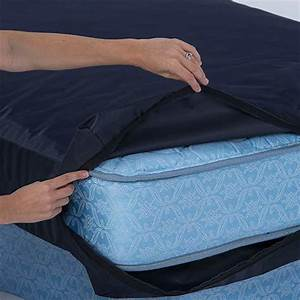 Bed bug proof mattress covers vinyl american bedding for Bed bug proof plastic mattress covers