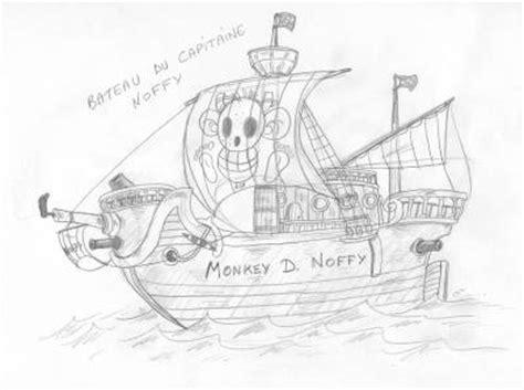 Dessin Bateau Pirate Noir Et Blanc by Bateau Pirate De Noffy Dessins En Vrac