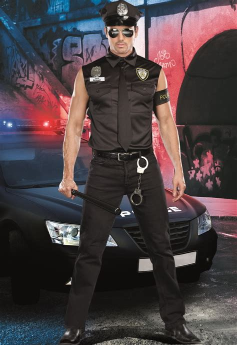 mens  costumes mens police officer costumes sexy