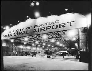 Oakland Pontiac Airport