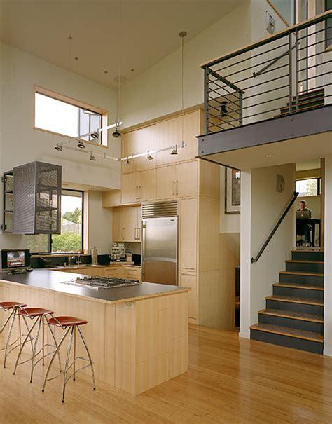 split level home interior modern remodel of the post war split level house into a
