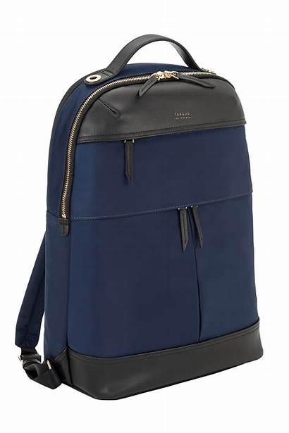 Targus Backpack Newport Navy Rack85 Backpacks