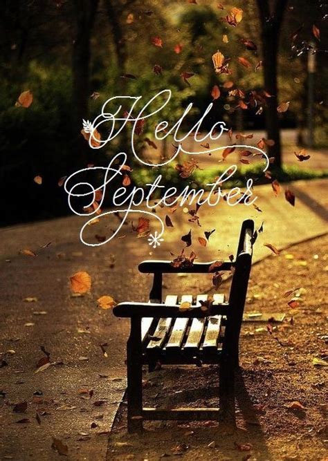 Beautiful Hello September Pictures, Photos, and Images for Facebook, Tumblr, Pinterest, and Twitter