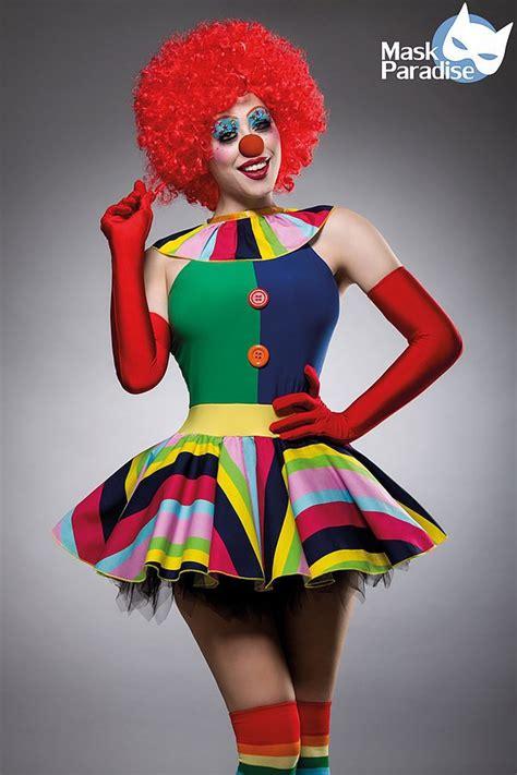 clown girl kostuem ab  jetzt reduziert