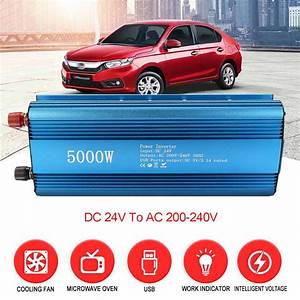 Power Inverters Electronics 1000w  2000w Inverter 12v  24v