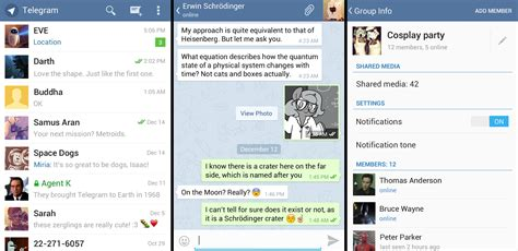 Modern, fast and secure messenger. Why is Telegram App Better than WhatsApp Messenger | IWF1
