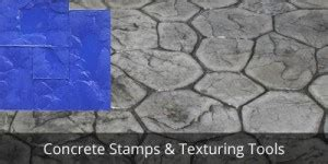 concrete stamps  patterns buy  sealant depot