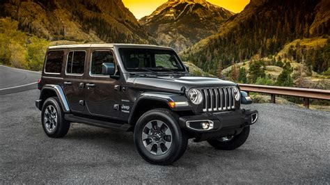 Jeep Vehicles 2020 by The Jeep Wrangler Jl To Go Hybrid In 2020 Top Speed