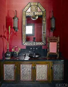TREND ALERT! COLORFUL BATHROOM DESIGNS BY ELLE DECOR ...