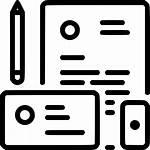 Branding Icon Materials Icons Marketing Brand Stationery