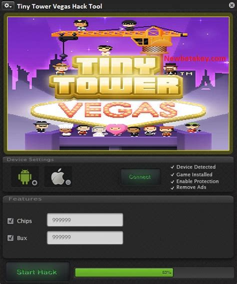 Tiny Tower Floors 2017 by Tiny Tower Vegas Hack Cheats Tool Updated Version 2017