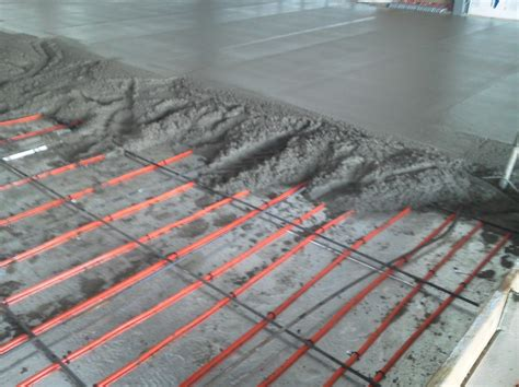 Pex Radiant Floor Heating In Concrete by Radiant Floor Heating Mike S Heating