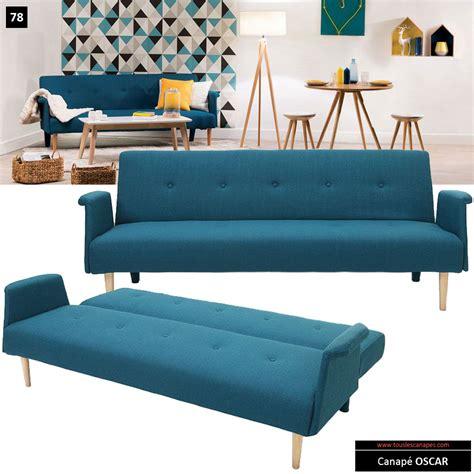 canapé bleu convertible beautiful canape bleu convertible images design trends
