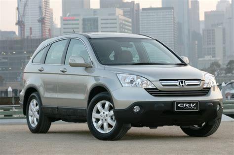 Honda Cr V Reviews by Used Honda Cr V Review 2007 2012 Carsguide