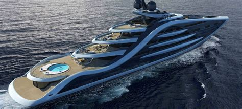 World's Most Expensive Yacht Will Cost £500million