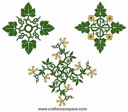 Vector Ornamental Floral Graphics Designs Vectors