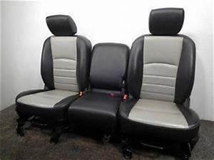 2011 Dodge Ram 1500 Light Replacement Replacement Dodge Ram 2 Tone Vinyl Replacement Seats 2009