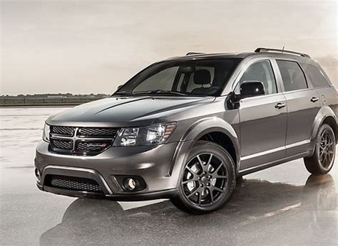 dodge journey redesign price news  design