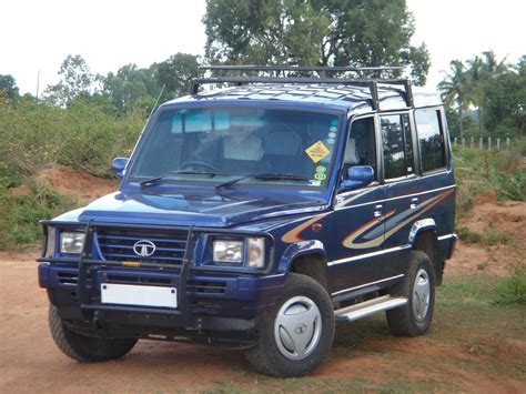 Tata Sumo Ex+ (fully Loaded) For Sale