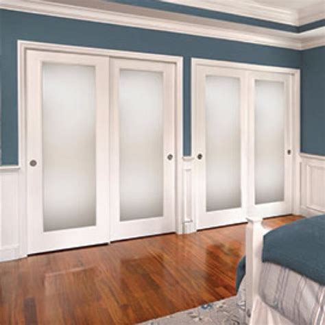 Doors Amazing Frosted Closet Doors Frosted Glass Interior