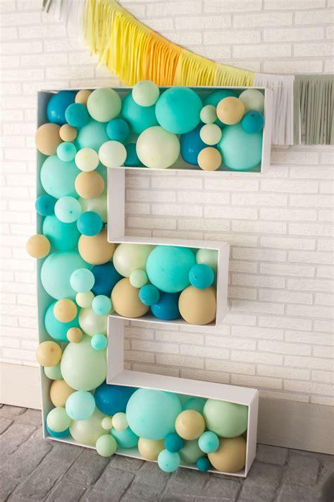 letras  numeros  gigantes  rellenar  globos