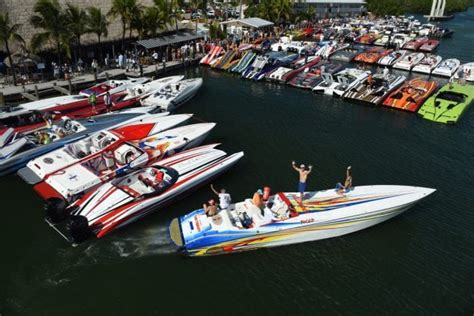 poker key west offshore run boating fpc fastest 25th powerboats annual join atlantic southernboating
