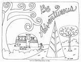 Coloring Camping Camper Printable Colouring Getdrawings Getcolorings Colorings sketch template