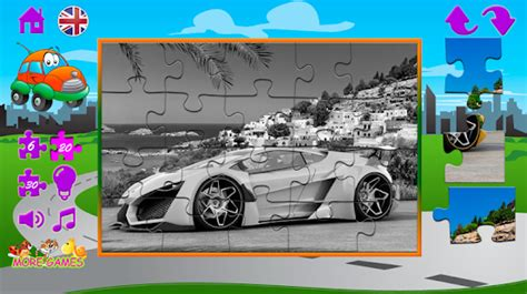 Download Animated Puzzles Cars For Android