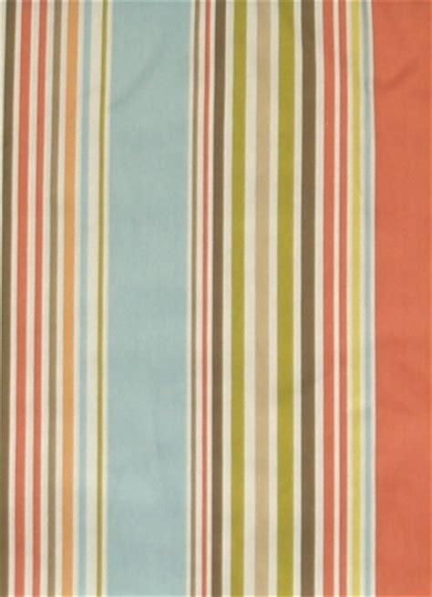 Deck Chair Stripe Beach Glass  P Kaufmann Coastal