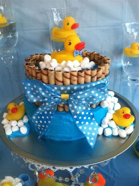 ducky baby shower decorations rubber duckies baby shower ideas photo 7 of 14