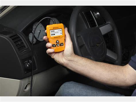 pocketscan  abs obd ii  automotive code reader