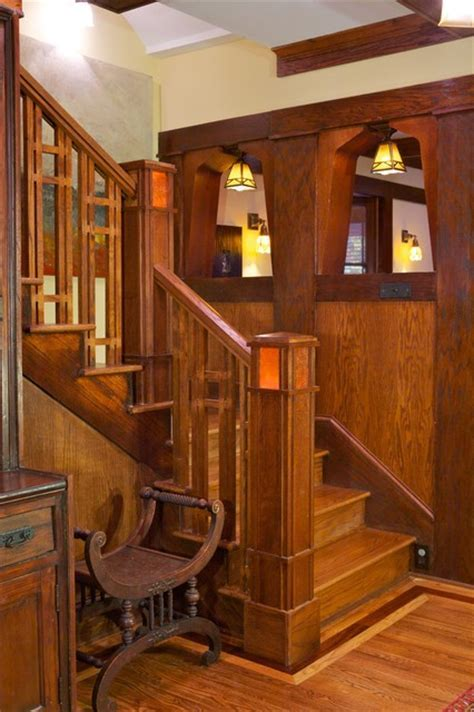 Arts & Crafts   Traditional   Staircase   Atlanta   by