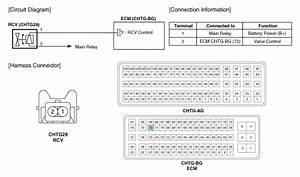 Kia Optima  Rcv Control Solenoid Valve  Schematic Diagrams